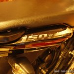 Bajaj Discover 150 F Launch badge