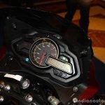 Bajaj Discover 150 F Launch digital speedo analog odo