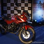 Bajaj Discover 150 F Launch front three quarter