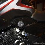 Bajaj Discover 150 F Launch fuel knob