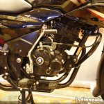 Bajaj Discover 150 F Launch kicker