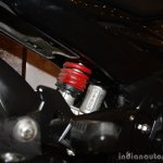 Bajaj Discover 150 F Launch mono suspension