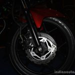 Bajaj Discover 150 F Launch petal disc