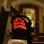 Bajaj Discover 150 F Launch tail lamp