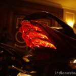 Bajaj Discover 150 F Launch taillight