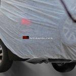 Chevrolet Spin Activ spied in Brazil tailgate