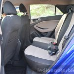 Hyundai Elite i20 Diesel Review legroom