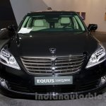 Hyundai Equus Limousine at 2014 Moscow Motor Show front