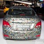 Hyundai Solaris facelift 2014 Moscow live rear