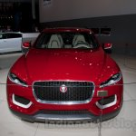 Jaguar C-X17 Concept front at 2014 Moscow Motor Show