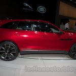 Jaguar C-X17 Concept side at 2014 Moscow Motor Show