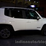 Jeep Renegade profile at the Moscow Motor Show 2014