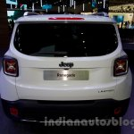 Jeep Renegade rear at the Moscow Motor Show 2014
