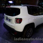 Jeep Renegade rear three quarter at the Moscow Motor Show 2014