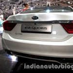 Kia Quoris at the 2014 Moscow Motor Show bootlid