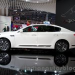 Kia Quoris at the 2014 Moscow Motor Show side