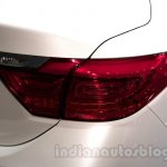 Kia Quoris at the 2014 Moscow Motor Show taillight