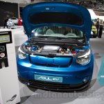 Kia Soul EV at the 2014 Moscow Motor Show front