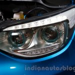 Kia Soul EV at the 2014 Moscow Motor Show headlight