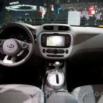 Kia Soul EV at the 2014 Moscow Motor Show interior