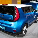 Kia Soul EV at the 2014 Moscow Motor Show rear quarter