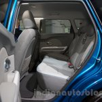 Kia Soul EV at the 2014 Moscow Motor Show rear seat