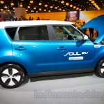 Kia Soul EV at the 2014 Moscow Motor Show side