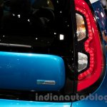 Kia Soul EV at the 2014 Moscow Motor Show taillight
