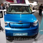 Kia Soul EV at the 2014 Moscow Motor Show