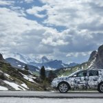 Land Rover Discovery Sport testing teaser high altitude