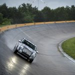 Land Rover Discovery Sport testing teaser proving ground