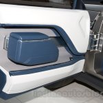 Land Rover Discovery Vision Concept door at the 2014 Moscow Motor Show
