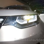 Land Rover Discovery Vision Concept headlamp at the 2014 Moscow Motor Show