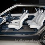 Land Rover Discovery Vision Concept interior at the 2014 Moscow Motor Show