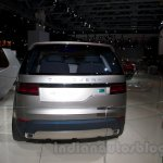 Land Rover Discovery Vision Concept rear at the 2014 Moscow Motor Show