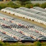 Maruti Ciaz spied again factory
