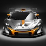 McLaren P1 GTR Concept front