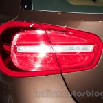 Mercedes GLA taillight at the Moscow Motorshow 2014