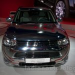 Mitsubishi Outlander PHEV at the 2014 Moscow Motor Show front