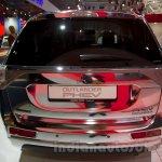 Mitsubishi Outlander PHEV at the 2014 Moscow Motor Show rear