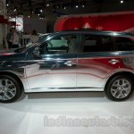 Mitsubishi Outlander PHEV at the 2014 Moscow Motor Show side