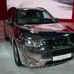 Mitsubishi Outlander PHEV at the 2014 Moscow Motor Show
