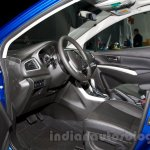 New Suzuki SX4 at the 2014 Moscow Motor Show interior