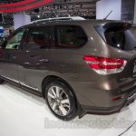 Nissan Pathfinder at the 2014 Moscow Motor Show rear quarter