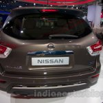 Nissan Pathfinder at the 2014 Moscow Motor Show rear