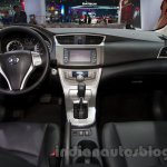 Nissan Sentra at the 2014 Moscow Motor Show interior