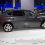Nissan Sentra at the 2014 Moscow Motor Show profile