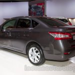Nissan Sentra at the 2014 Moscow Motor Show rear quarter