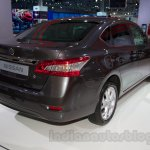 Nissan Sentra at the 2014 Moscow Motor Show rear quarters