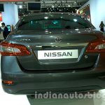 Nissan Sentra at the 2014 Moscow Motor Show rear